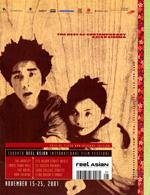2001 Festival Program