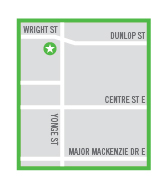 venuemap richmondhill