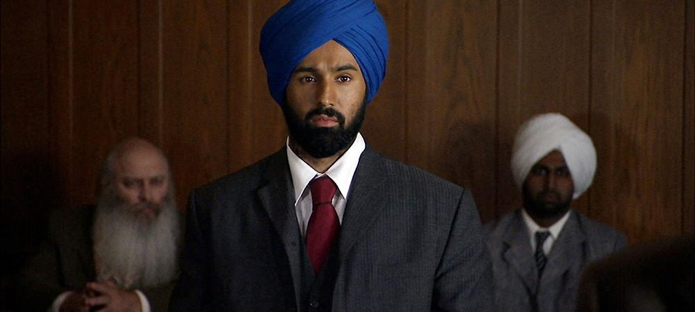Rex VS Singh film still