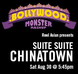Reel Asian goes to Bollywood Monster Mashup
