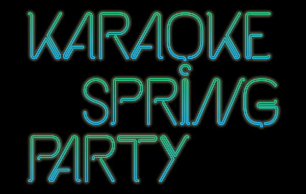 karaokespringparty