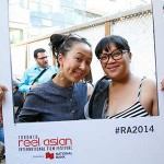 Reel Asian's TIFF Reception was a Big Success!