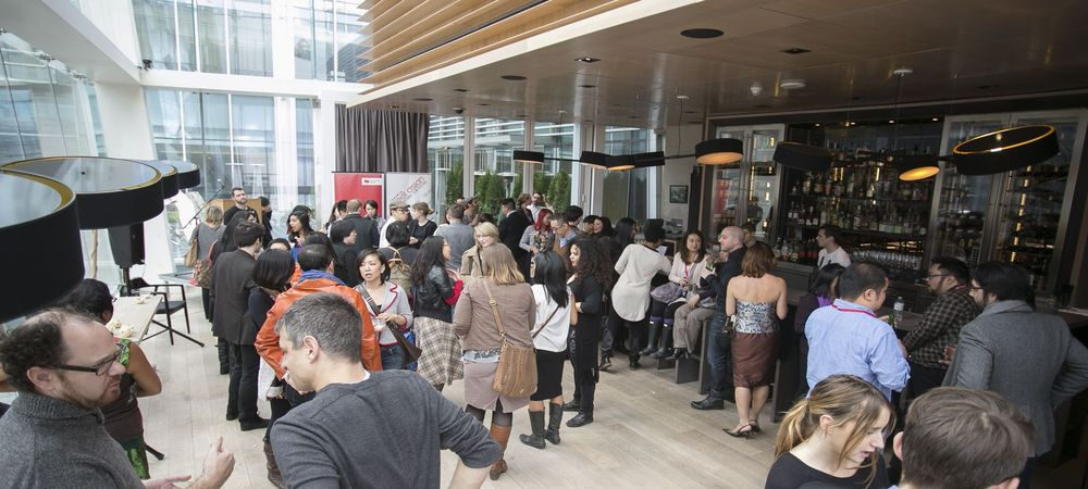 2013 reception