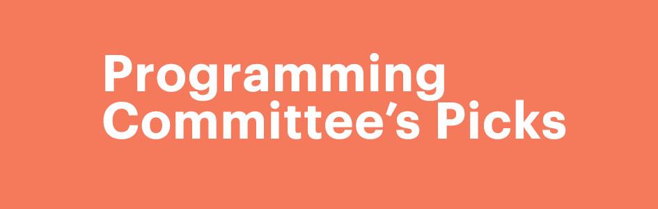 Programming Committee Picks