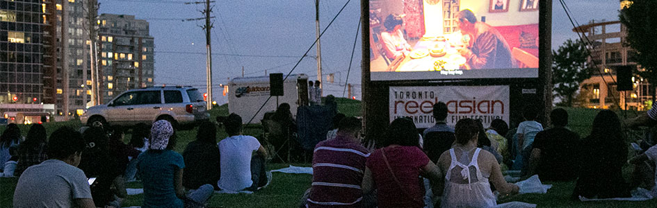 Reel Asian is back with FREE outdoor screenings at Night It Up!