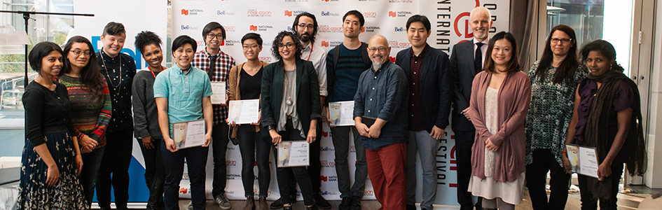 2015 Festival Award Winners Announced