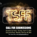 Call for Submissions: Regent Park Film Festival & TSFF