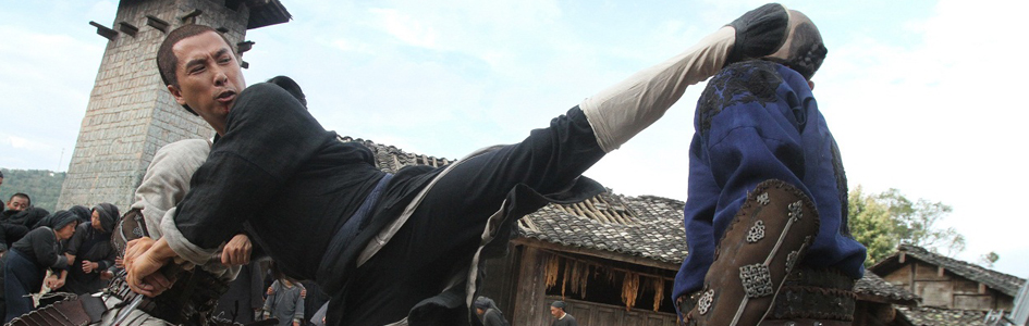 Donnie Yen Live! Reel Asian co-presents WU XIA with The Royal!