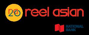 Reel Asian 20th Year Logo