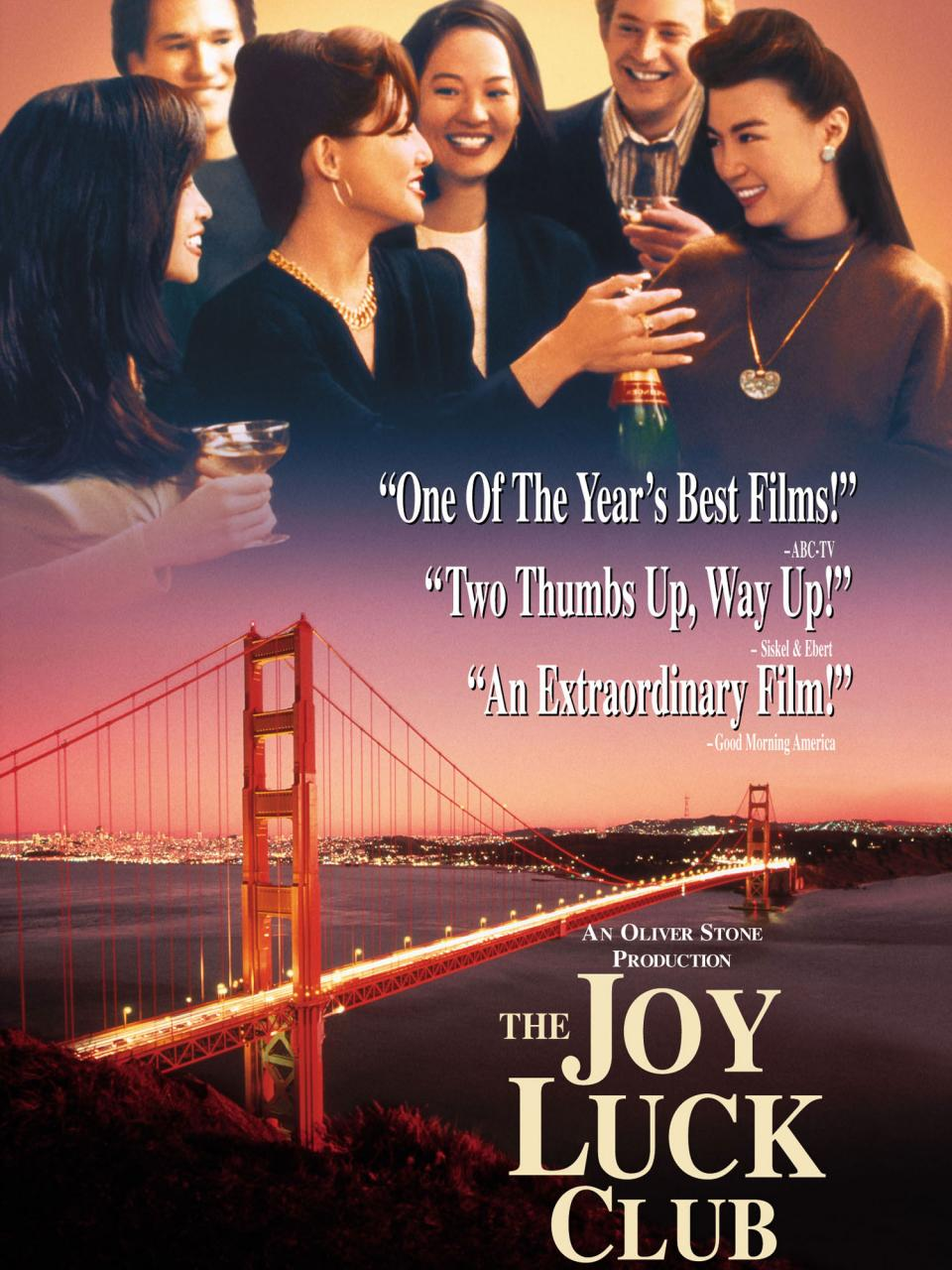 Joy Luck Club film poster