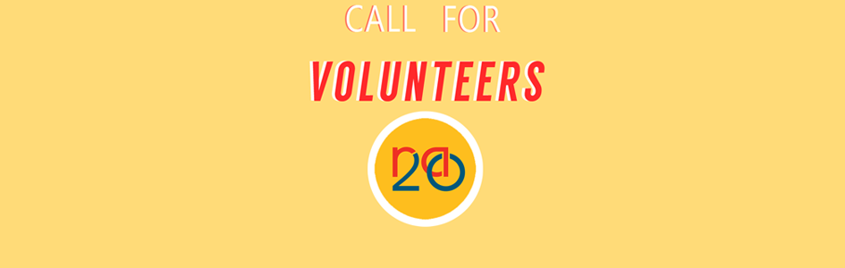 Call For Volunteers! Be a part of Reel Asian's 20th Anniversary Festival!