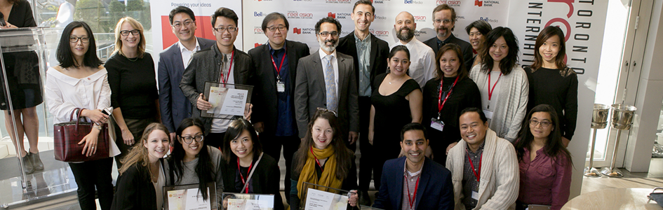 Reel Asian 2016 Award Winners!