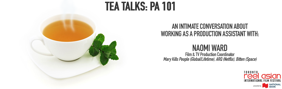 TEA TALKS: PA 101