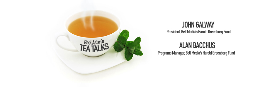 TEA TALKS: A Conversation about The Harold Greenberg Fund