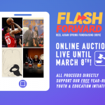 2018 Flashforward Online Auction now LIVE!