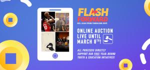 2018 Flashforward Online Auction now LIVE!