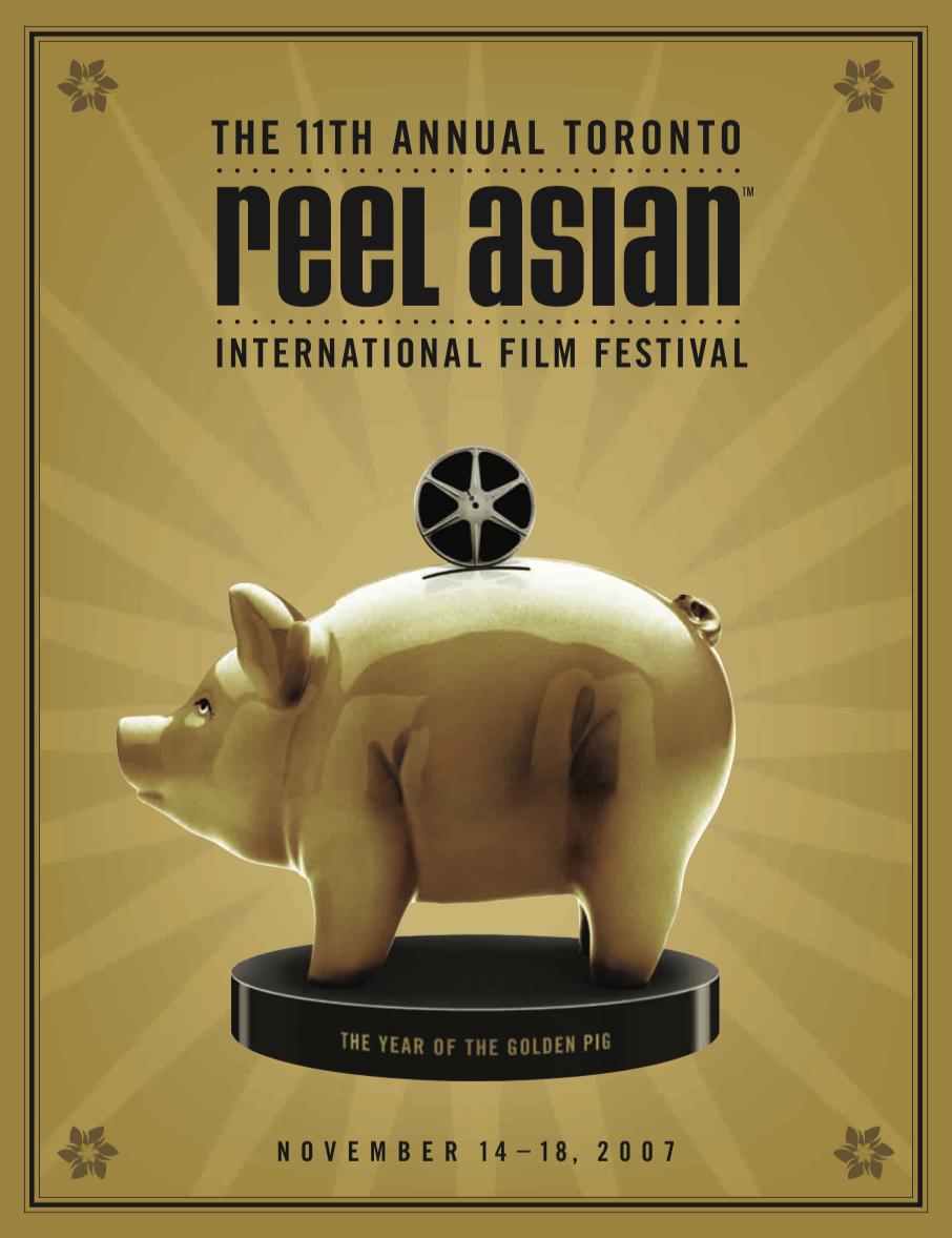 Reel Asian Festival Program Guide 2007