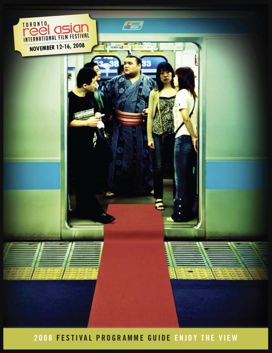 Reel Asian Festival Program Guide 2008
