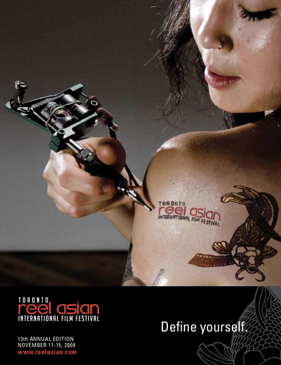 Reel Asian Festival Program Guide 2009