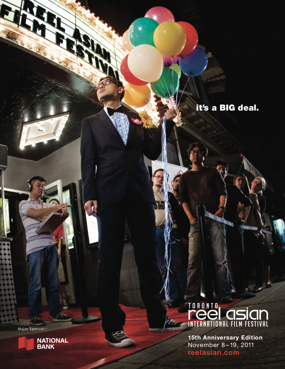 Reel Asian Festival Program Guide 2011