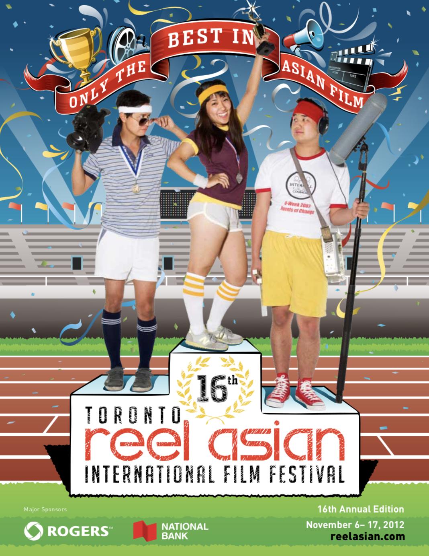 Reel Asian Festival Program Guide 2012