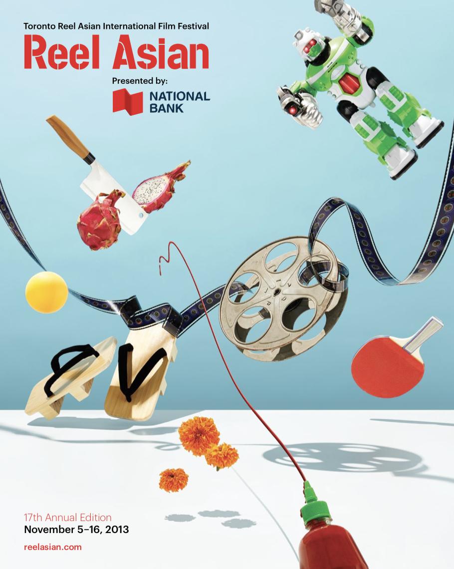 Reel Asian Festival Program Guide 2013