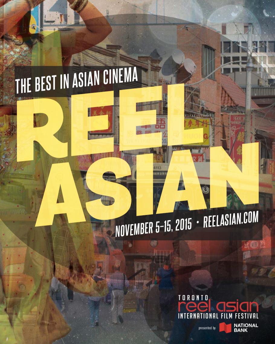 Reel Asian Festival Program Guide 2015