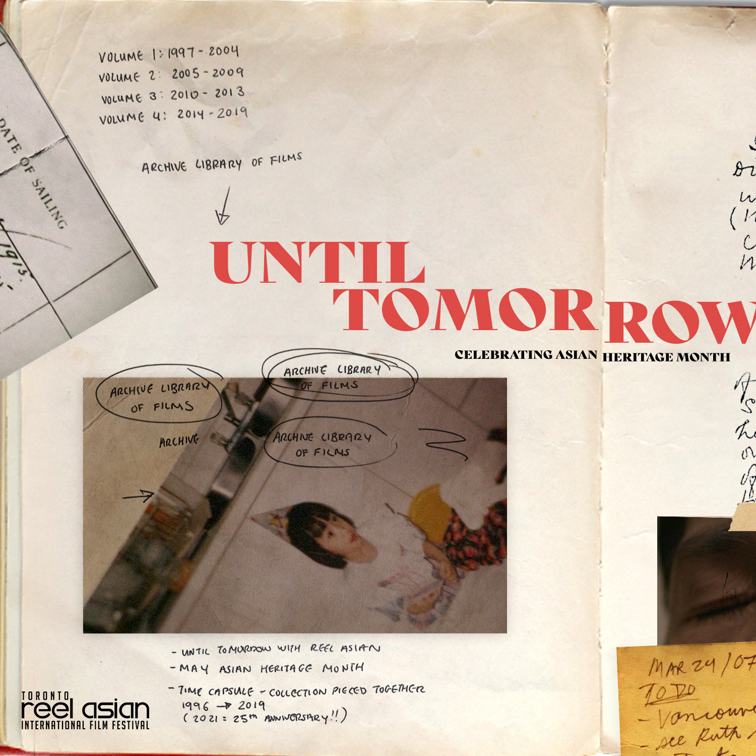 Featured Image for #UntilTomorrow campaign celebrates Reel Asian's history during Asian Heritage Month