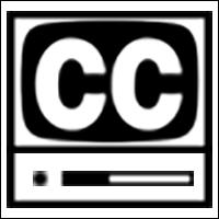 Closed Cqptions symbol