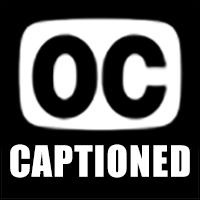open-captioned symbol