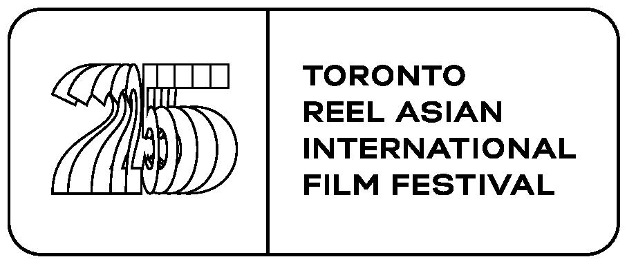 Reel Asian Logo, link to homepage