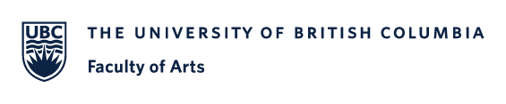 UBC Faculty of Arts
